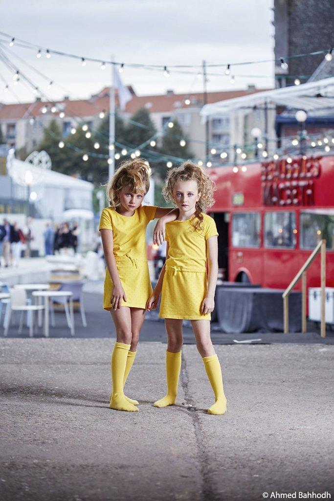 Kids Fashion Photography © Ahmed Bahhodh