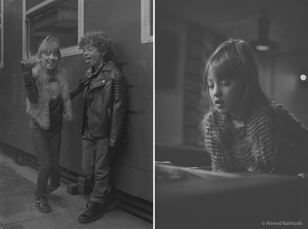 © Ahmed Bahhodh Editorial.  Kids Photography Bruxelles