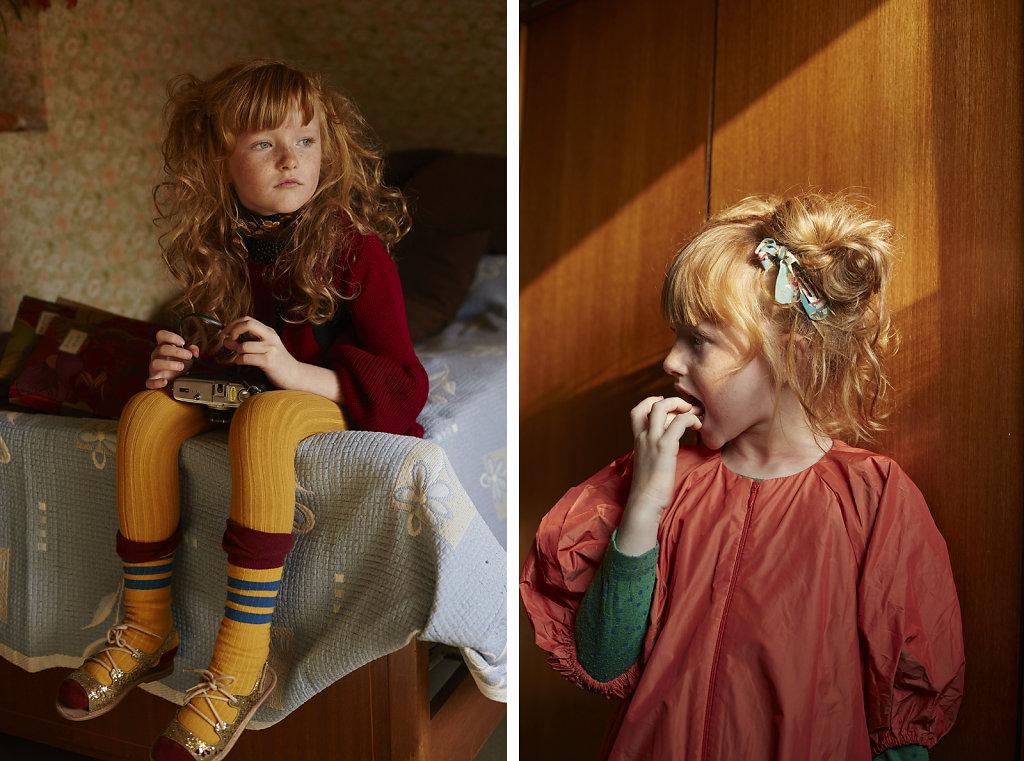Hooligans Magazine and Junior Style London Kids fashion editorial photographer paris bruxelles ahmed bahhodh