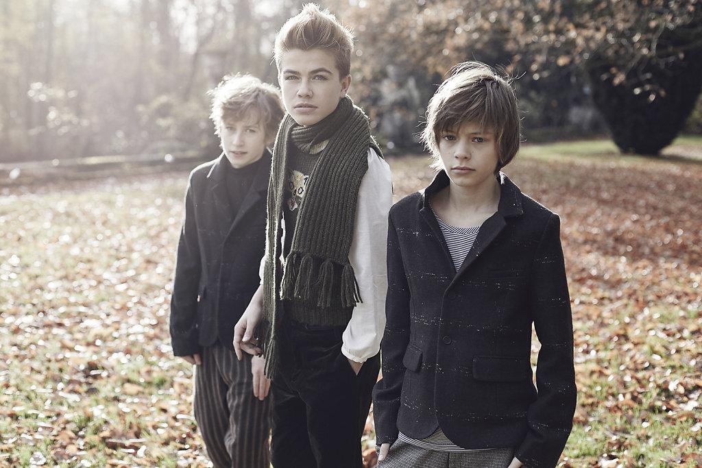 Kids fashion editorial photographer paris bruxelles ahmed bahhodh
