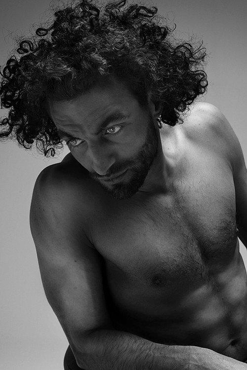 Fine Art Portrait Bruxelles © Ahmed Bahhodh
