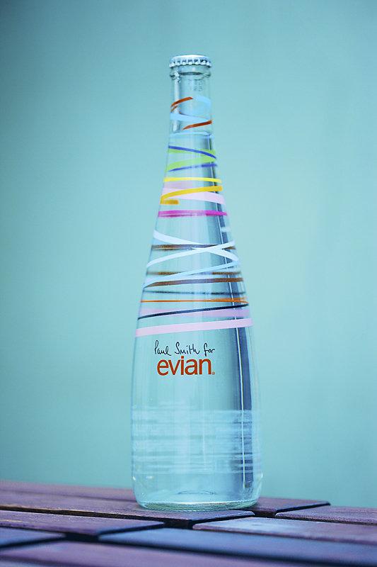 Evian Eau Minérale Food Photography Brussels - Bruxelles