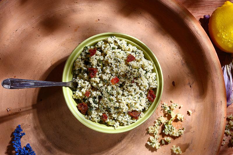 Taboulé - Food Photography by Ahmed Bahhodh