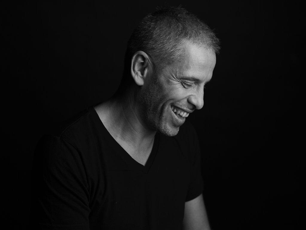Photographe comédien  Medi Sadoun © Ahmed Bahhodh Photographe