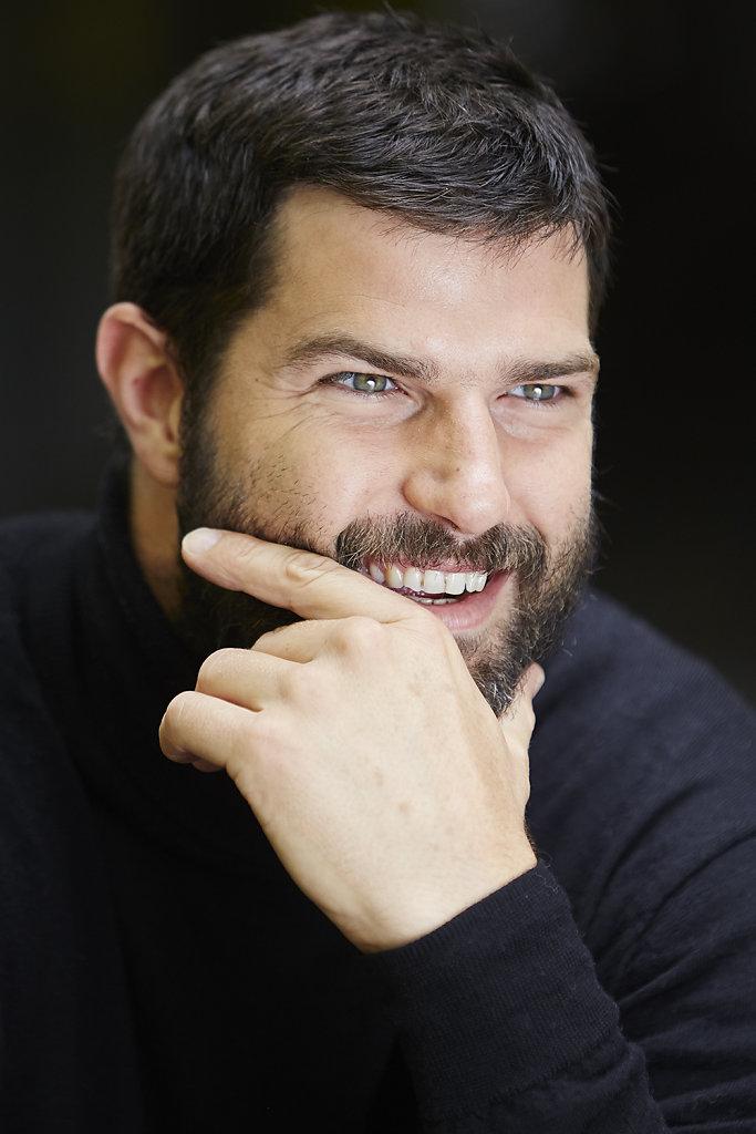 Photographe comédien Olivier Barthélémy Photo © Ahmed Bahhodh