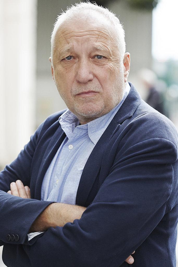 Photographe comédien François Berléand par Ahmed Bahhodh Portraits de comédiens, acteurs, artistes