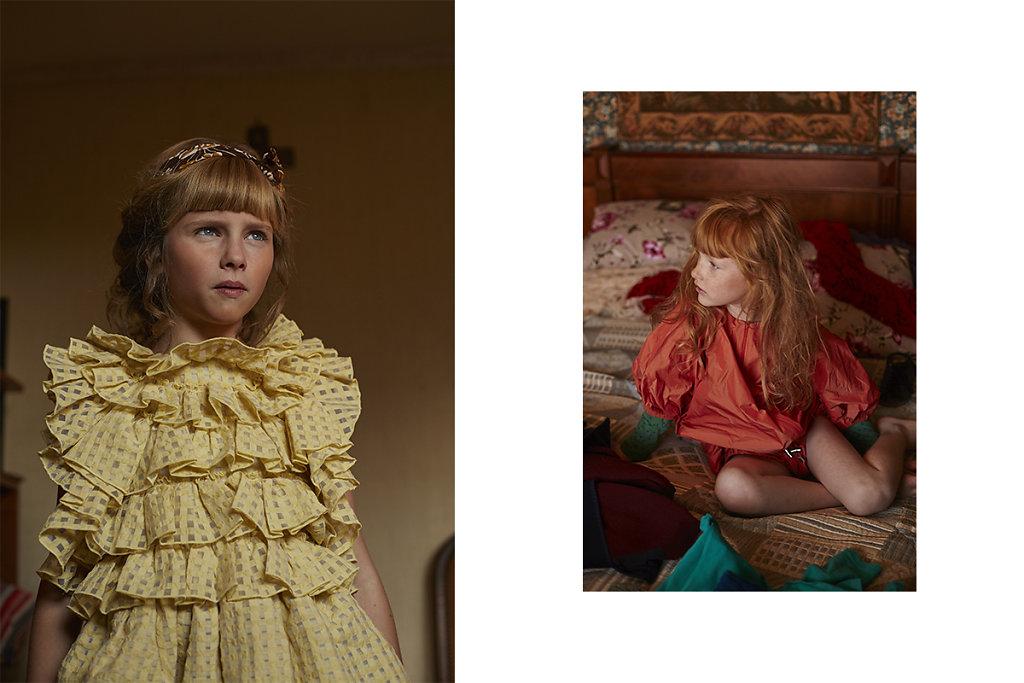 Kids Fashion photography Bruxelles Paris Ahmed Bahhodh Editorial