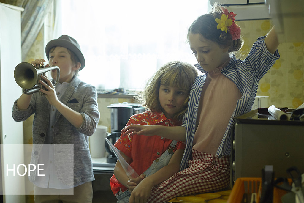 kids fashion editorial photographer ahmed bahhodh paris bruxelles Hooligans Magazine